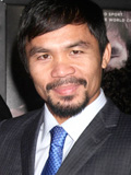Photo of Manny Pacquiao taken in Los Angeles on January 2015 at a premiere for - Manny -