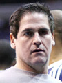Mark Cuban Owner of Dallas Mavericks