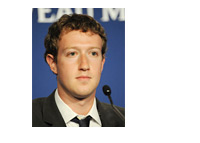 Mark Zuckerberg - 37th G8 Summit - Deauville