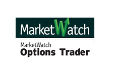 -- sign up for the marketwatch newsletter - options trader - review --