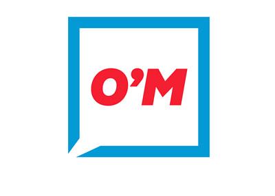 Martin O Malley - 2015 Presidential Campaign - Short Logo - OM