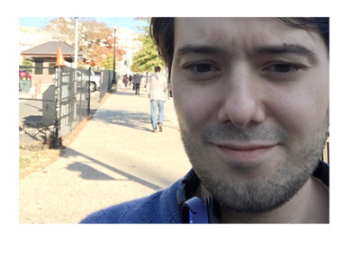 Martin Shkreli - Twitter account photo