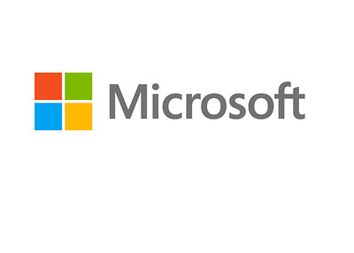 The Microsoft Logo - New
