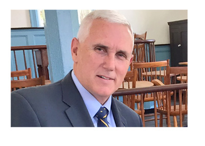 Mike Pence - 2016 photo - Social media