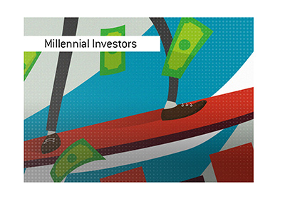The Millenial Investor - Illustration.