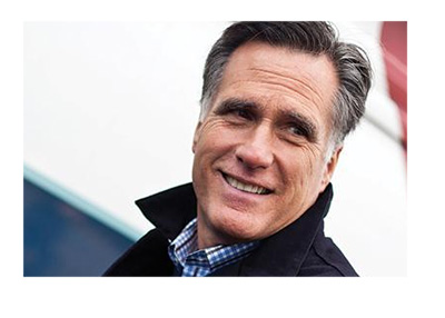Mitt Romney - Twitter profile photo - March 2016