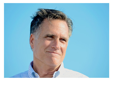 Mitt Romney - 2012 Photo - Clear Blue Sky