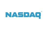 Nasdaq Logo - Light Blue