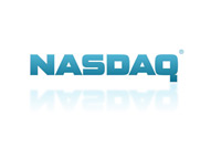 Nasdaq Logo - Stylistic - With Shadow