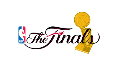 National Basketball Association - NBA - Finals Logo