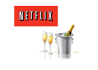 Netflix Toast - Illustration