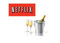 Netflix Toast - Illustration