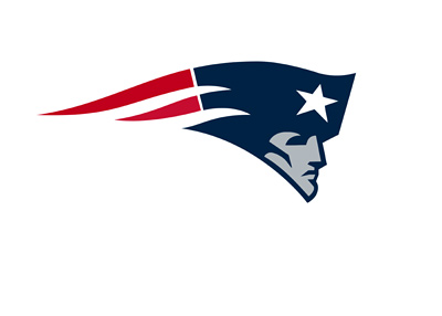 The New England Patriots - Logo - Year 2017
