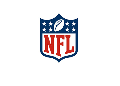 NFL logo on white background.