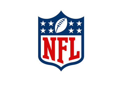 NFL logo - National Football Association logo - 400 pixels wide