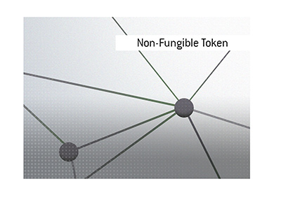 The Non-Fungible Token meaning when it comes to finance.