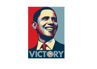 Barack Obama - 2012 - Victory