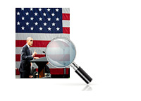 Obama Speach - Parsed - Photo Illustration