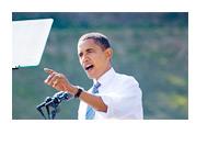 Obama Speech - Photo