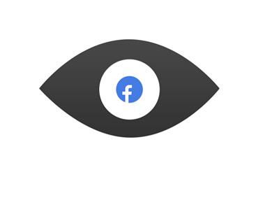 Oculus and Facebook Logos - Mashed