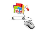 Online Shopping - Illustration
