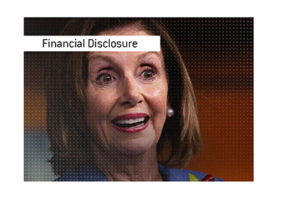 A closer look at the recent stock market trading record of Nancy Pelosi.