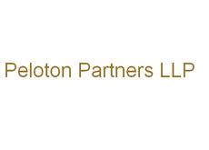 company logo - peloton partners
