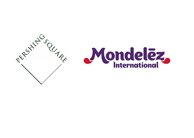 Perishing Square Capital and Mondelez International - Company Logos