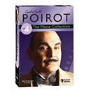 -- agatha christies poirot - dvd set 4 - the movie collection --