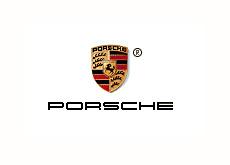 company corporate logo - porsche