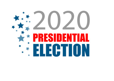 The Presidential Elections 2020 - Signage.