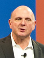 Steve Ballmer - Speaking to the public