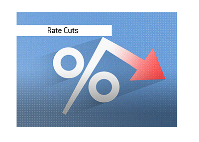 Are there interest rate cuts on the way again in the United States? - Illustration.