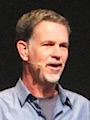 Reed Hastings CEO of Netflix
