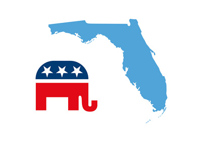 Florida Primary - Republican (GOP) party - United States elections 2016