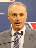 Rob Manfred - FanFest 2014 - Photo - 7-15-2014 - by Arturo Pardavila III