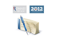 Personal Finances - Mitt Romney and Paul Ryan vs Barack Obama and Joe Biden