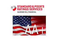 Standard and Poors - US Ratings AA plus