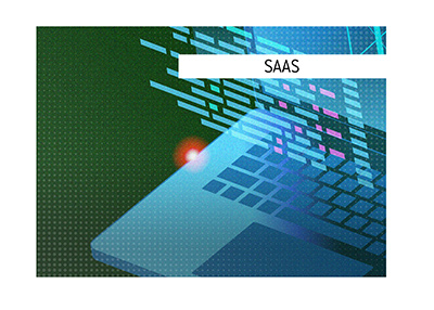 What is the meaning of the term Software as a Service, also known as SAAS?  Dave explains.