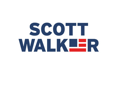 Presidential candidate - Scott Walker - 2016 - Campaign logo