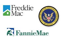 securities and exchange commission - sec - logo - freddie mac - fannie mae