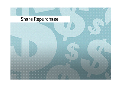 The meaning and examples of the term Share Repurchase are discussed in this article.