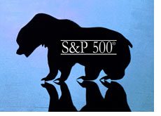 s and p 500 - bear market