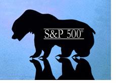 s and p 500 - bear market