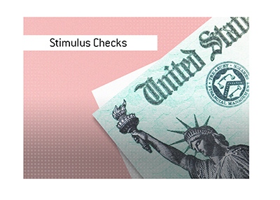 Stimulus Check by the US Treasury.