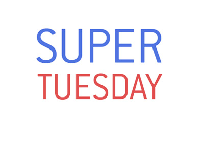 Super Tuesday - 2016 Elections - United States of America