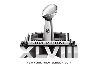 Superbowl XLVIII - 2014 - Logo