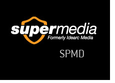 -- Supermedia Inc. - Logo - Stock ticker --