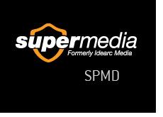 -- Supermedia Inc. - Logo - Stock ticker --