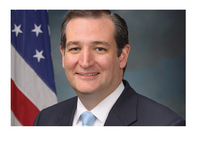 Senator Ted Cruz - Official Photo - Year 2015